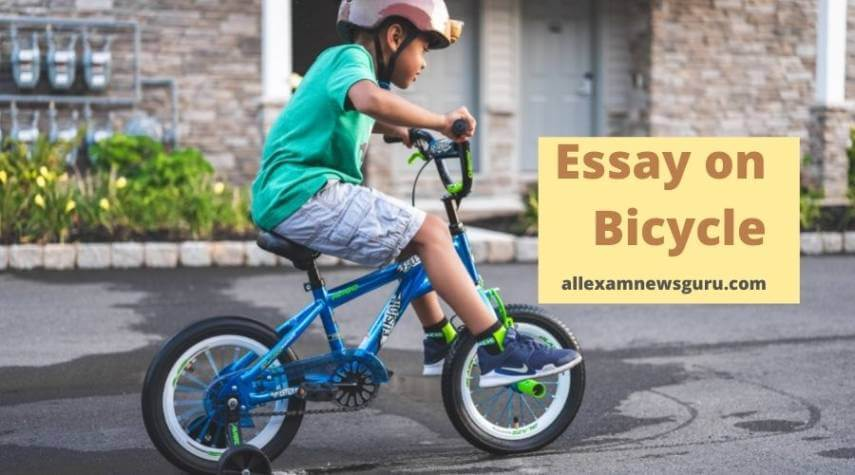 essay on bicycle